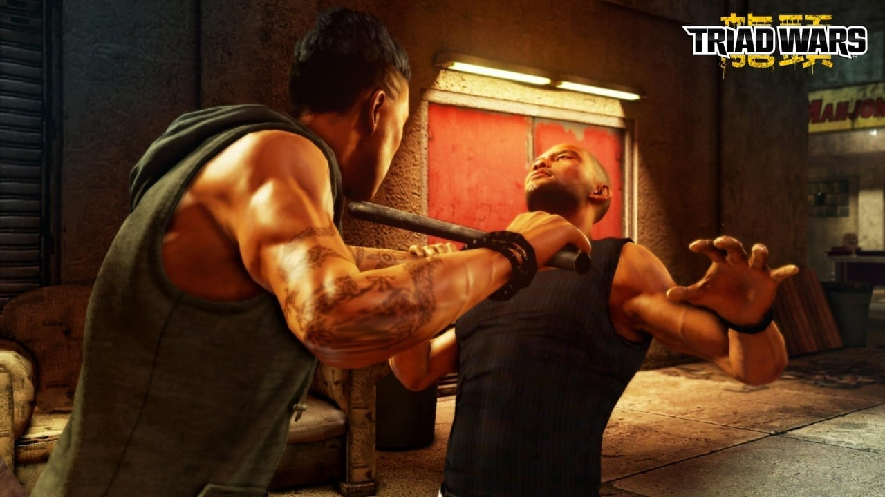 Triad Wars screenshot 2