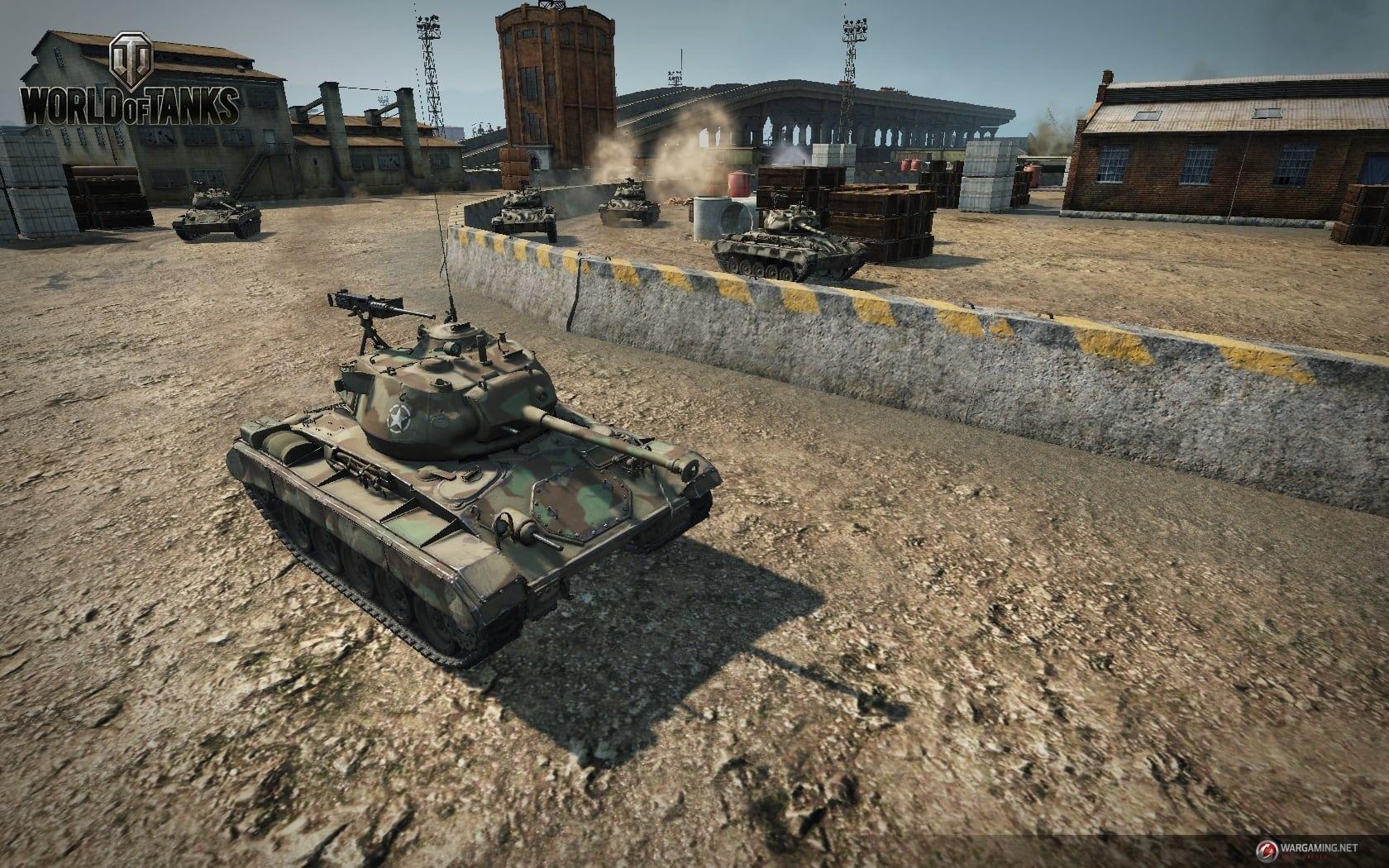 World of Tanks - Tank Rally mode screenshot 3