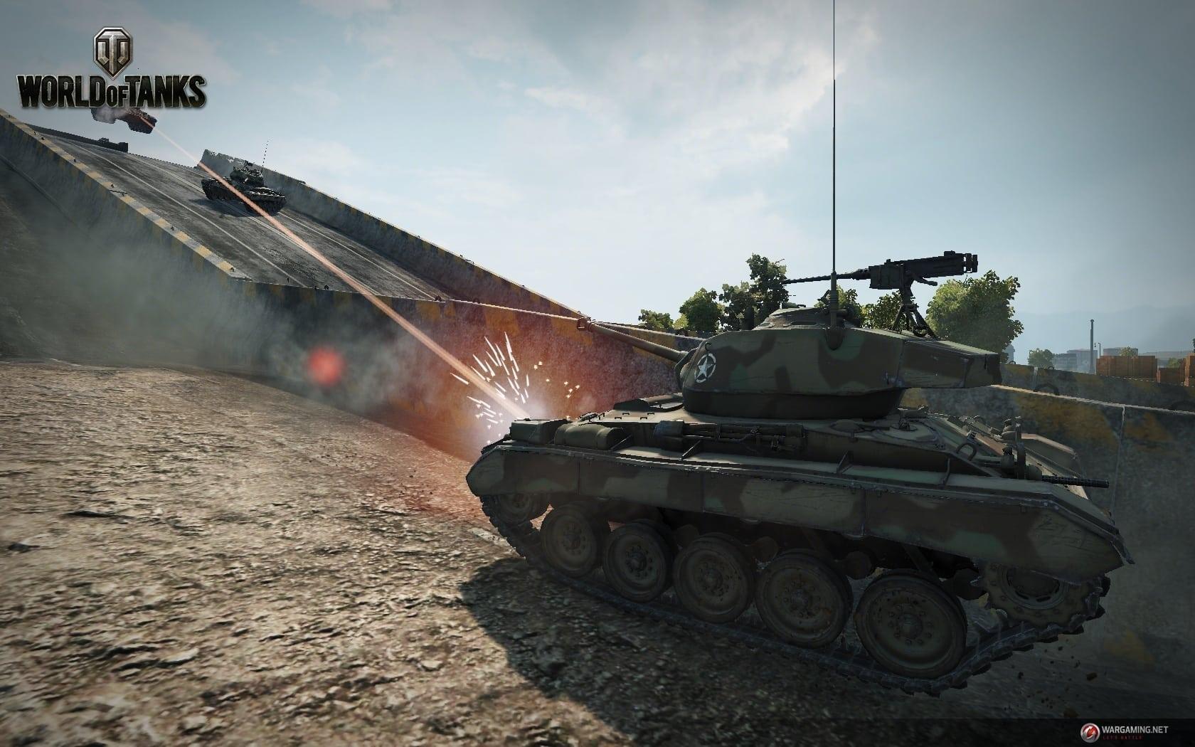 World of Tanks - Tank Rally mode screenshot 4