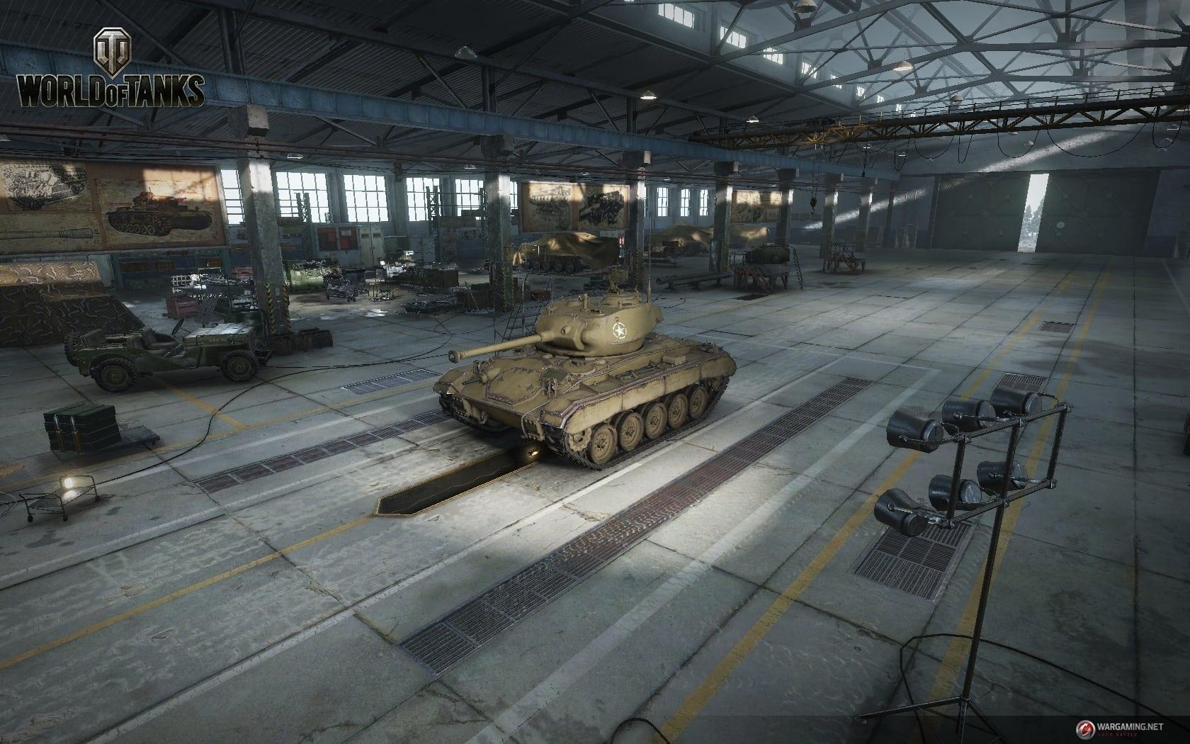World of Tanks - Tank Rally mode screenshot 5