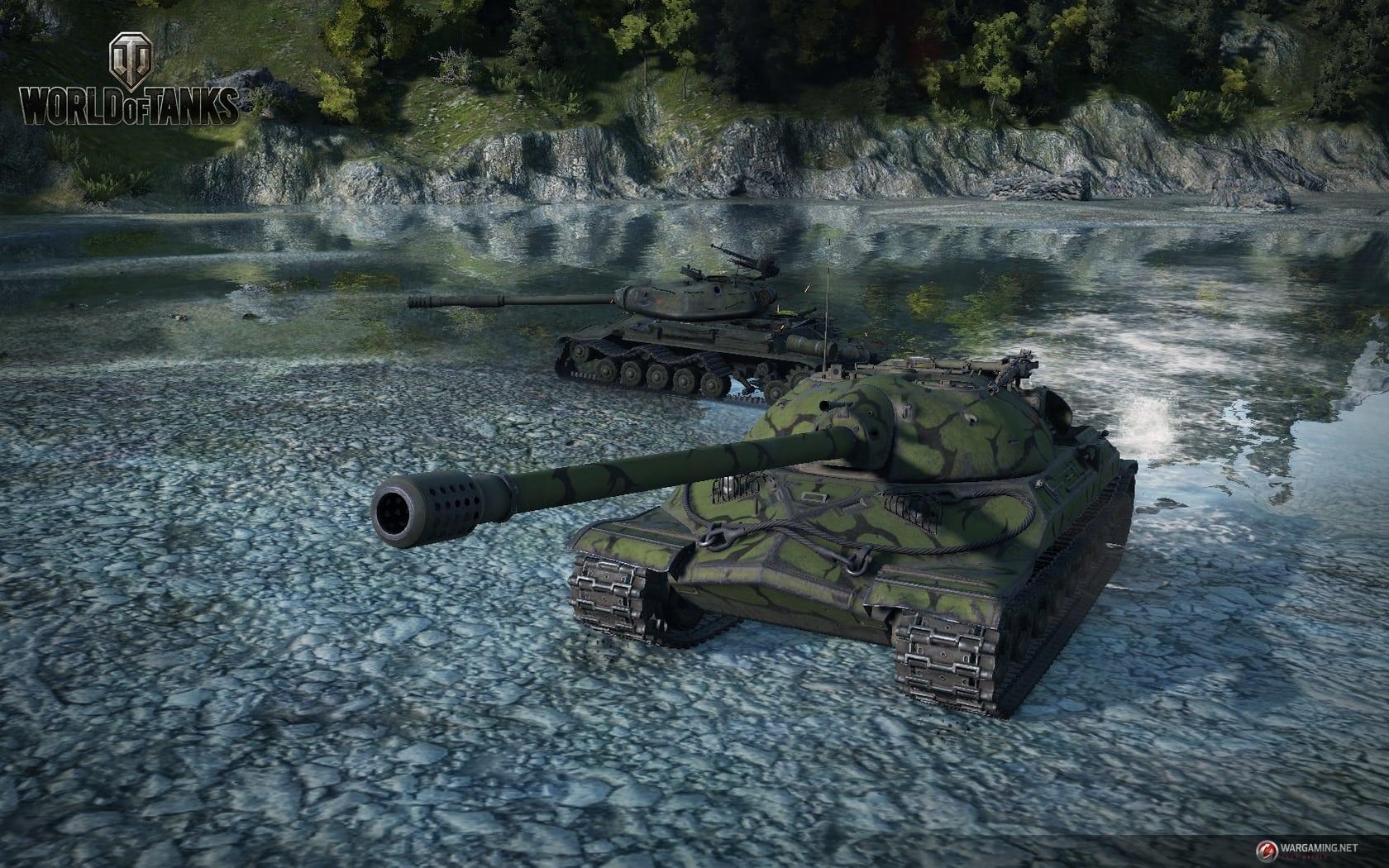 World of Tanks Update 9.1 screenshot 1