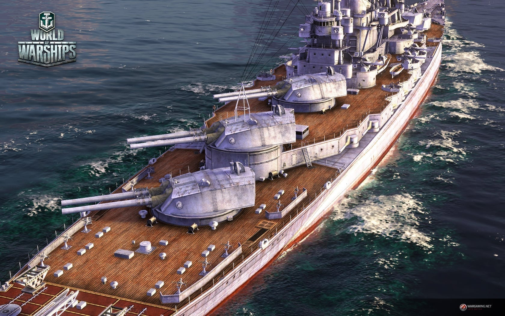 World of Warship screenshot 1