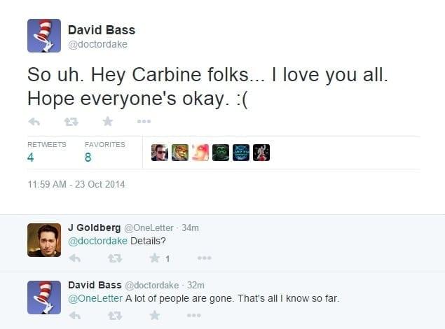 David Bass tweet