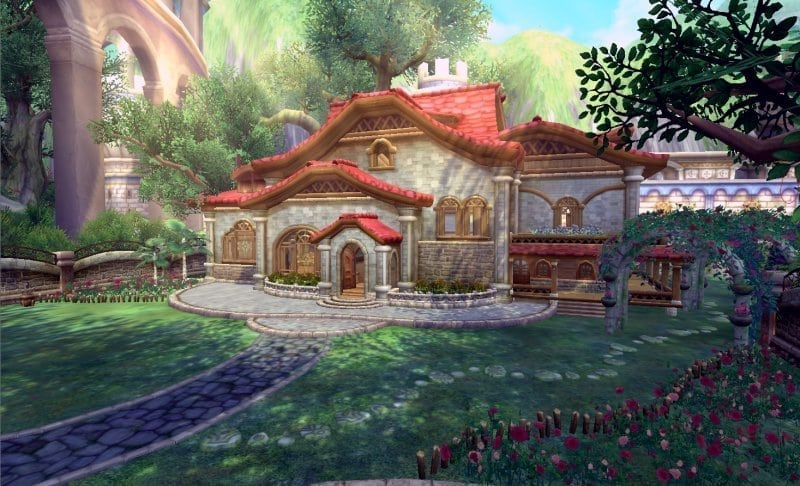 Fantasy Frontier - Housing system image 1