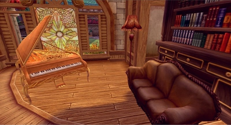 Fantasy Frontier - Housing system image 2