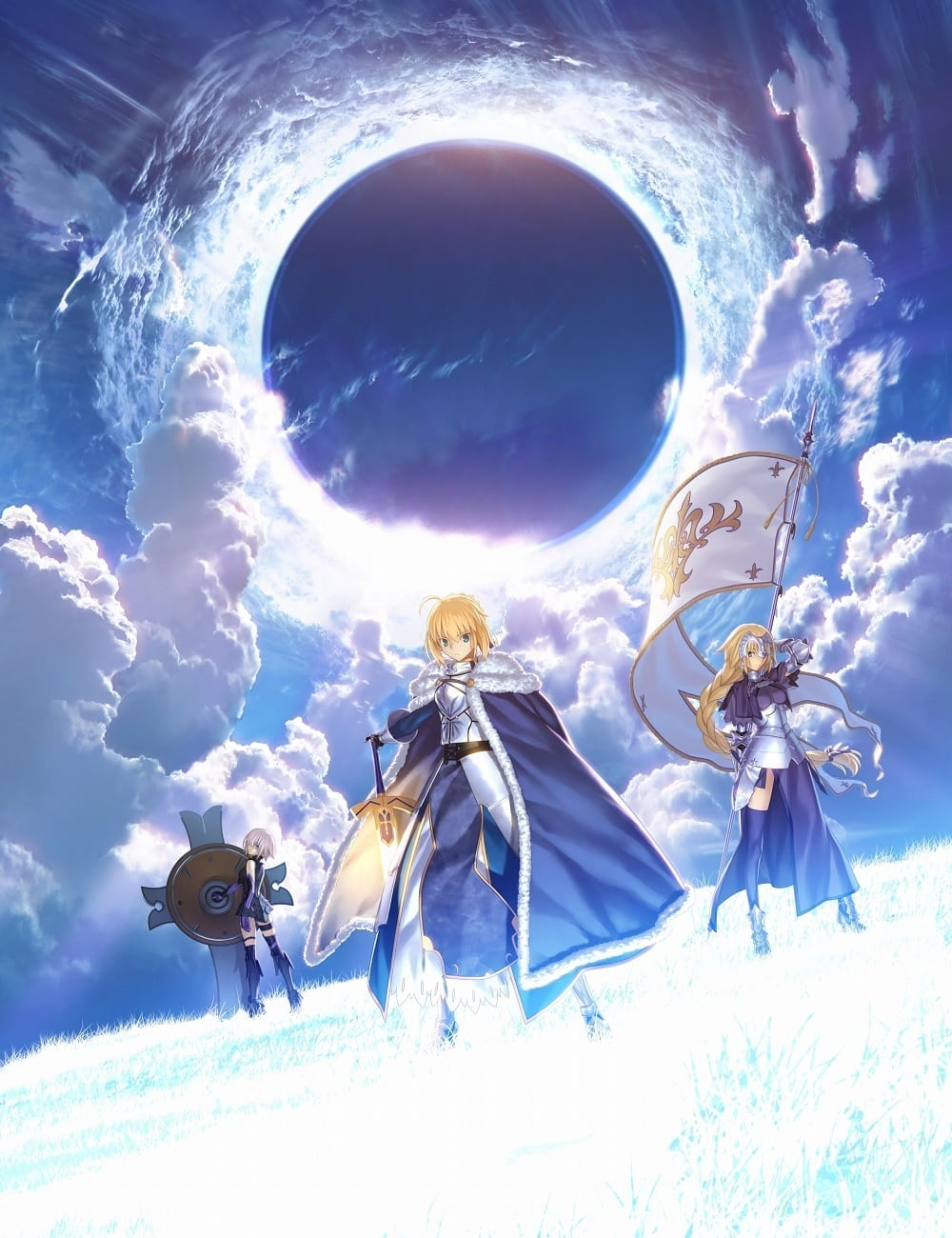 Fate Grand Order key art