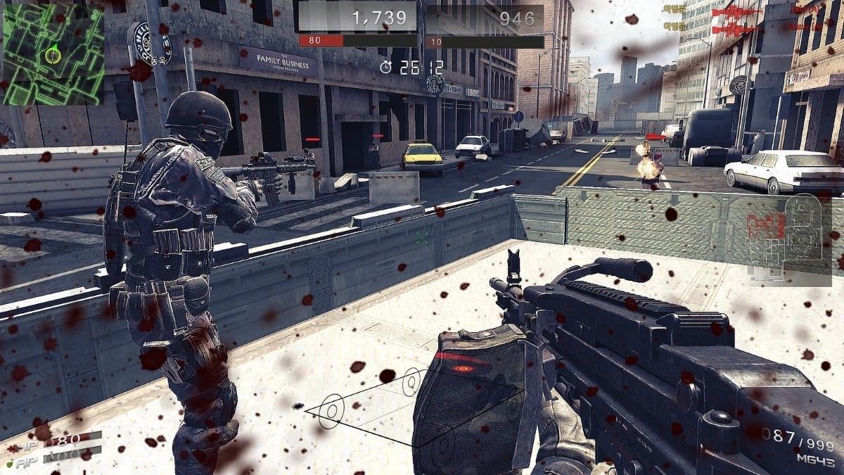 Final Bullet screenshot 1
