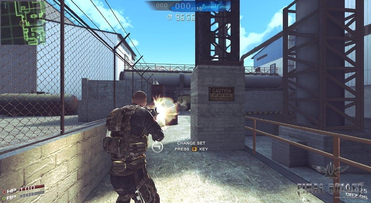 Final Bullet screenshot 2