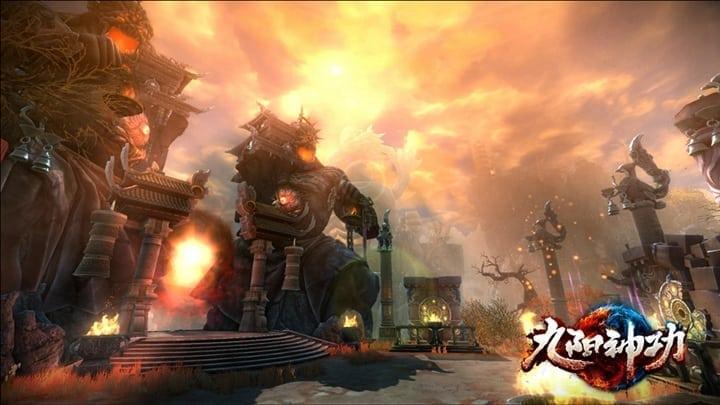King of Wushu screenshot 1