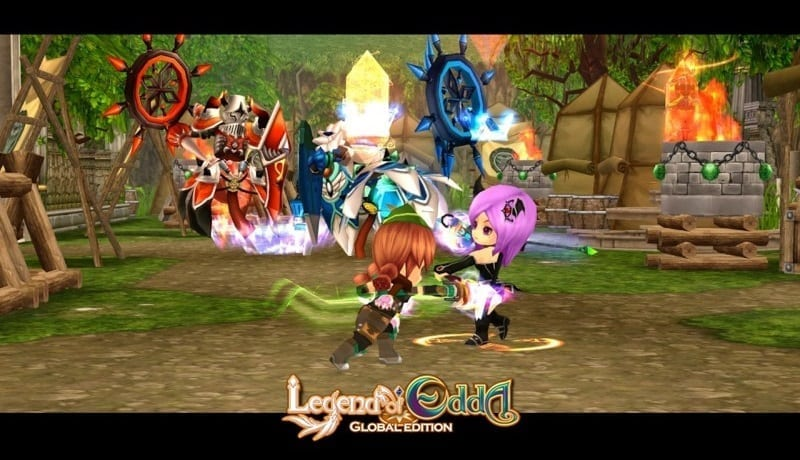 Legend of Edda screenshot 3