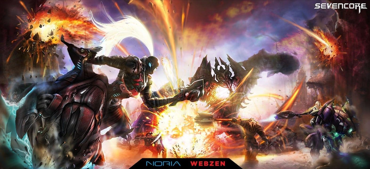 SevenCore artwork 1