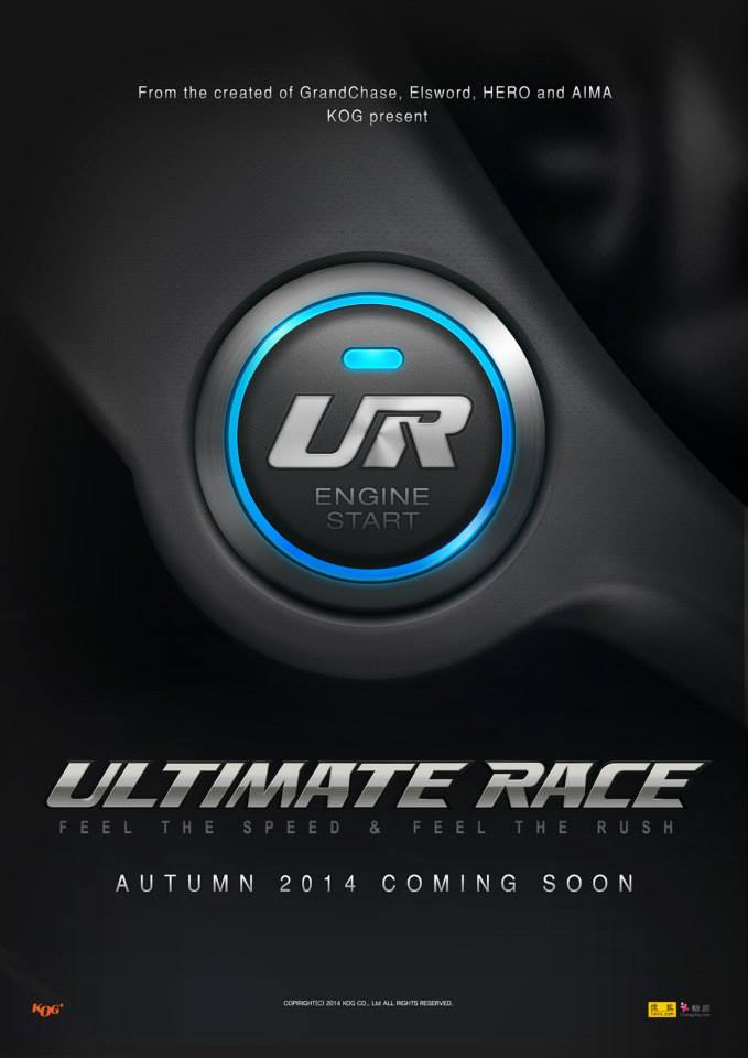 Ultimate Race poster