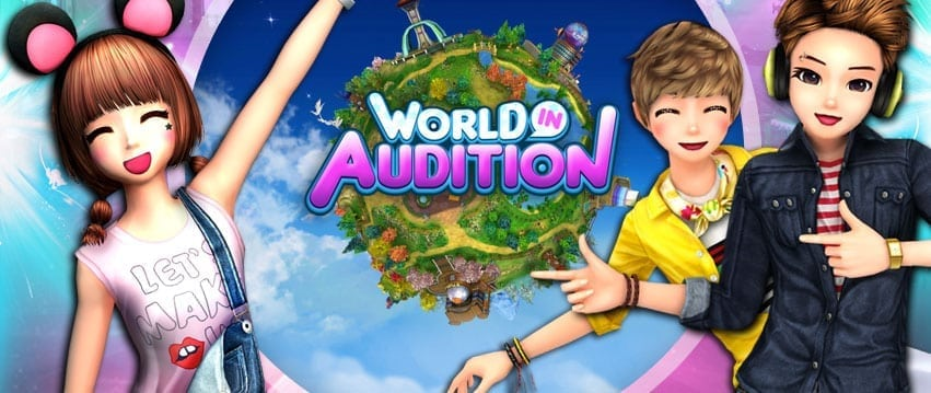 World in Audition image