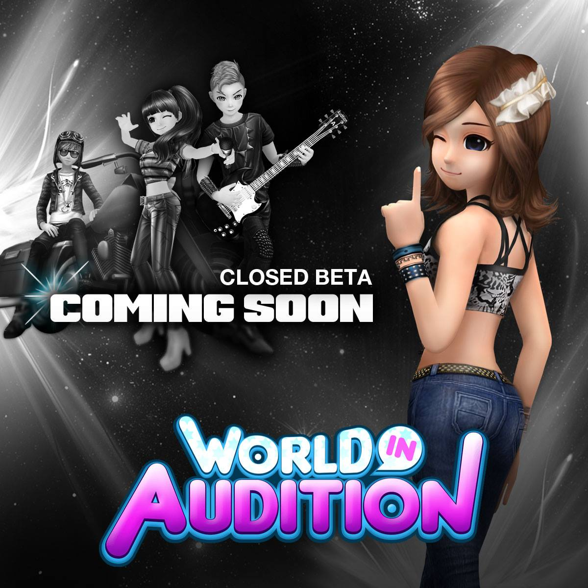 World in Audition teaser