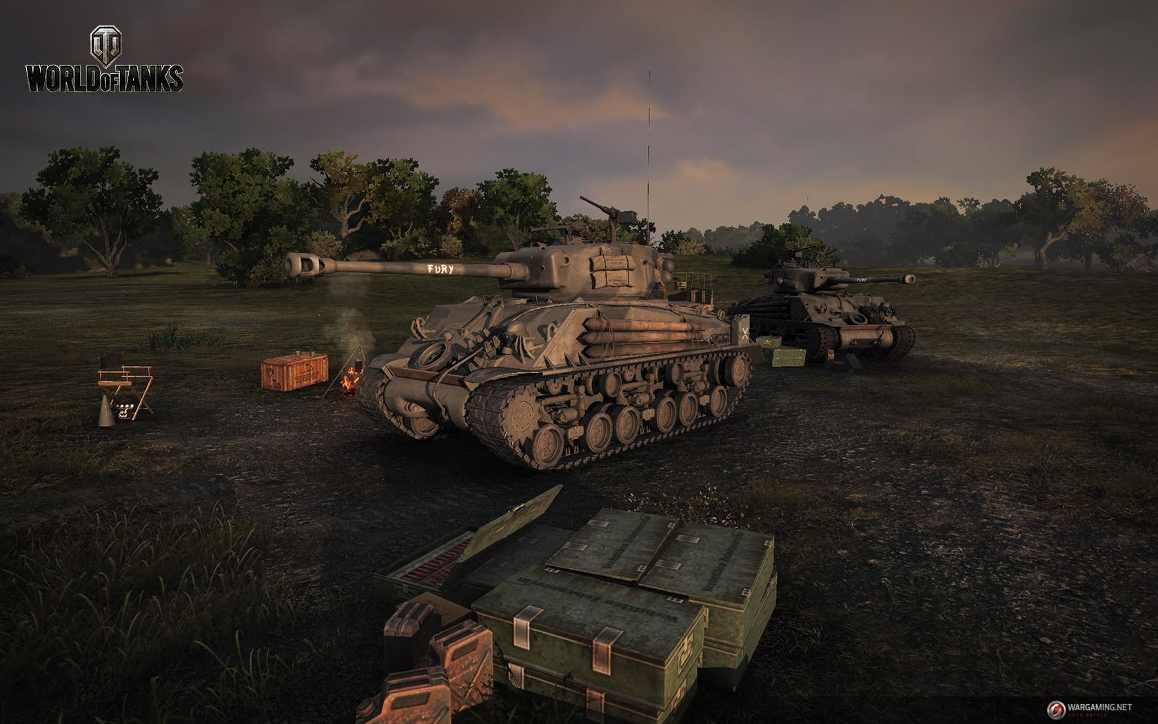 World of Tanks - Fury screenshot 3