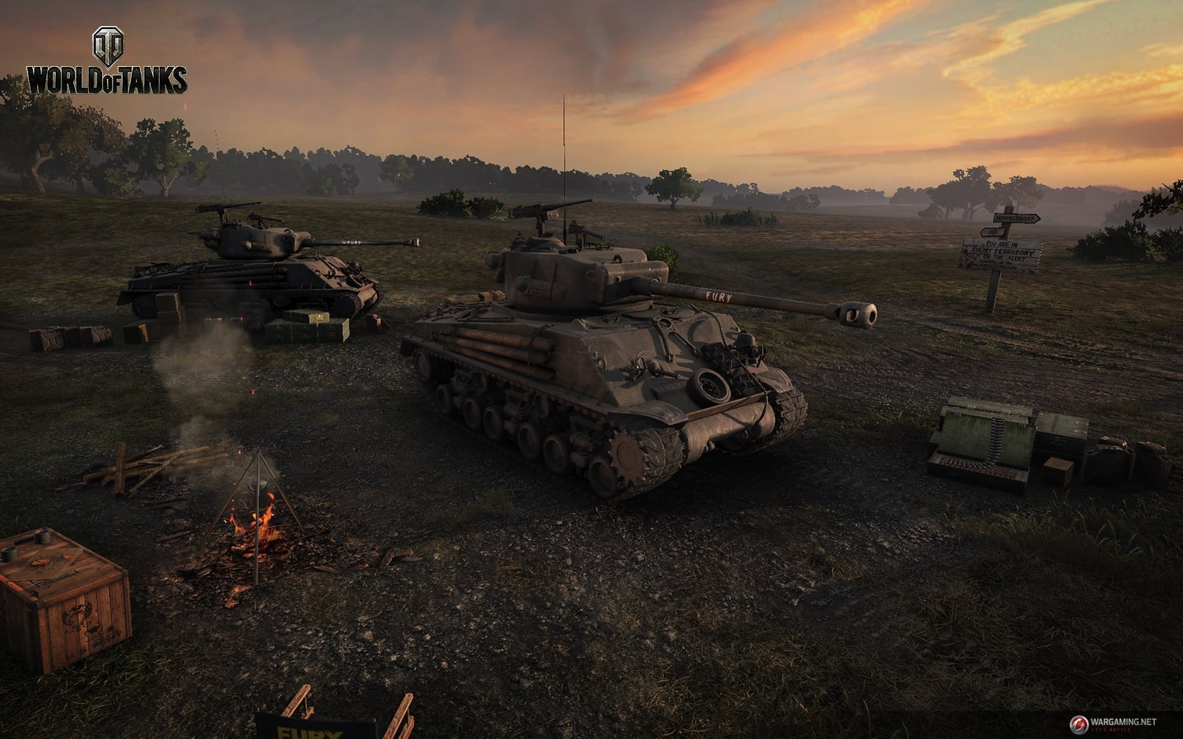 World of Tanks - Fury screenshot 4