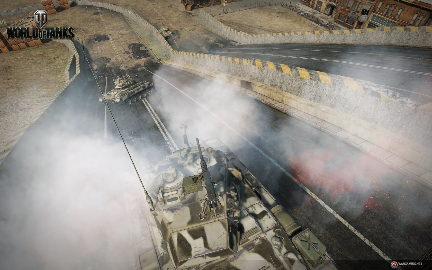 World of Tanks - Tank Rally mode screenshot 2
