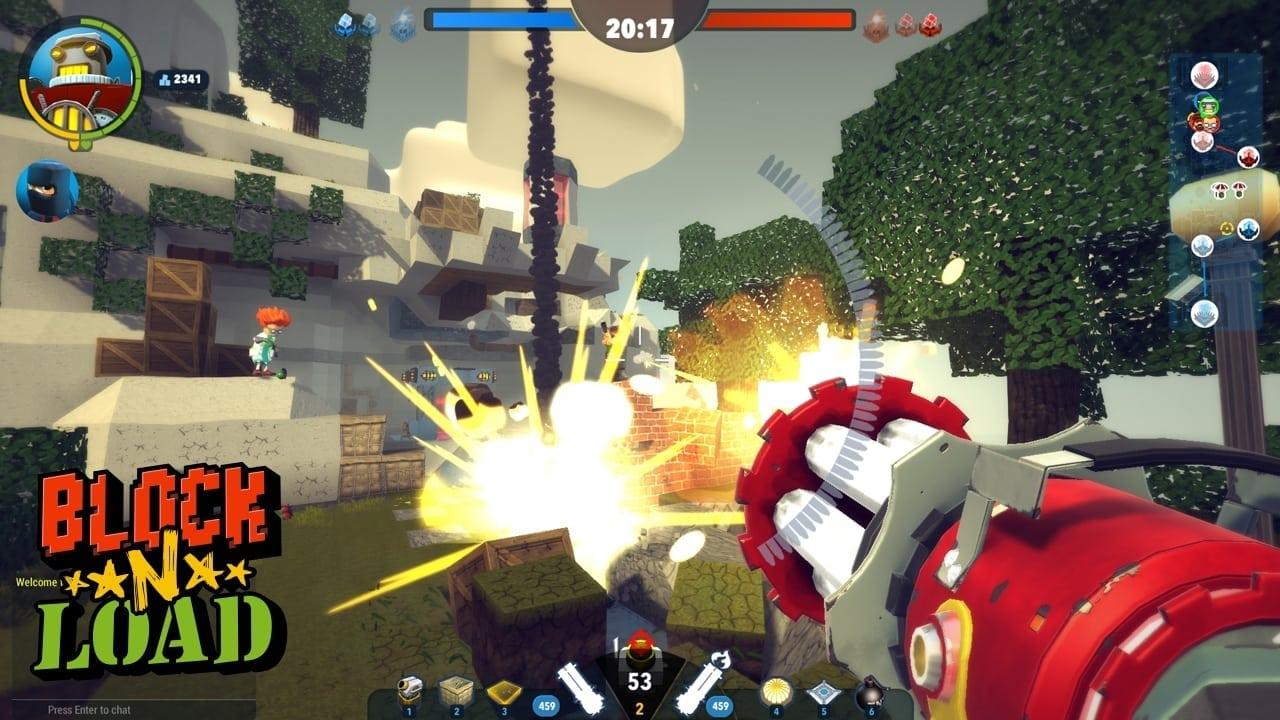 Block N Load screenshot 1