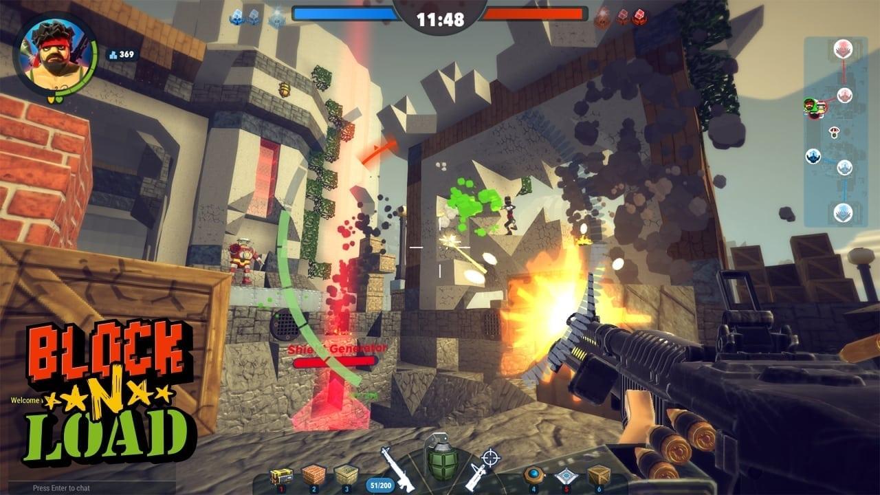 Block N Load screenshot 2