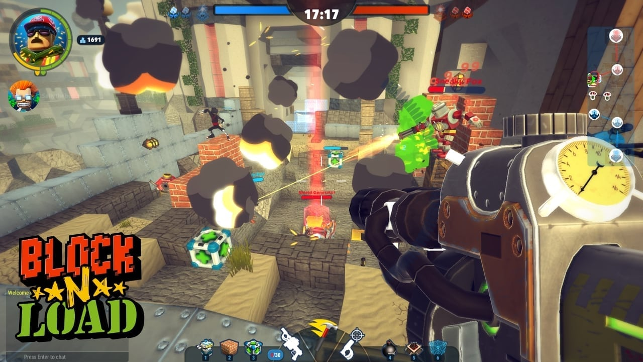 Block N Load screenshot 4