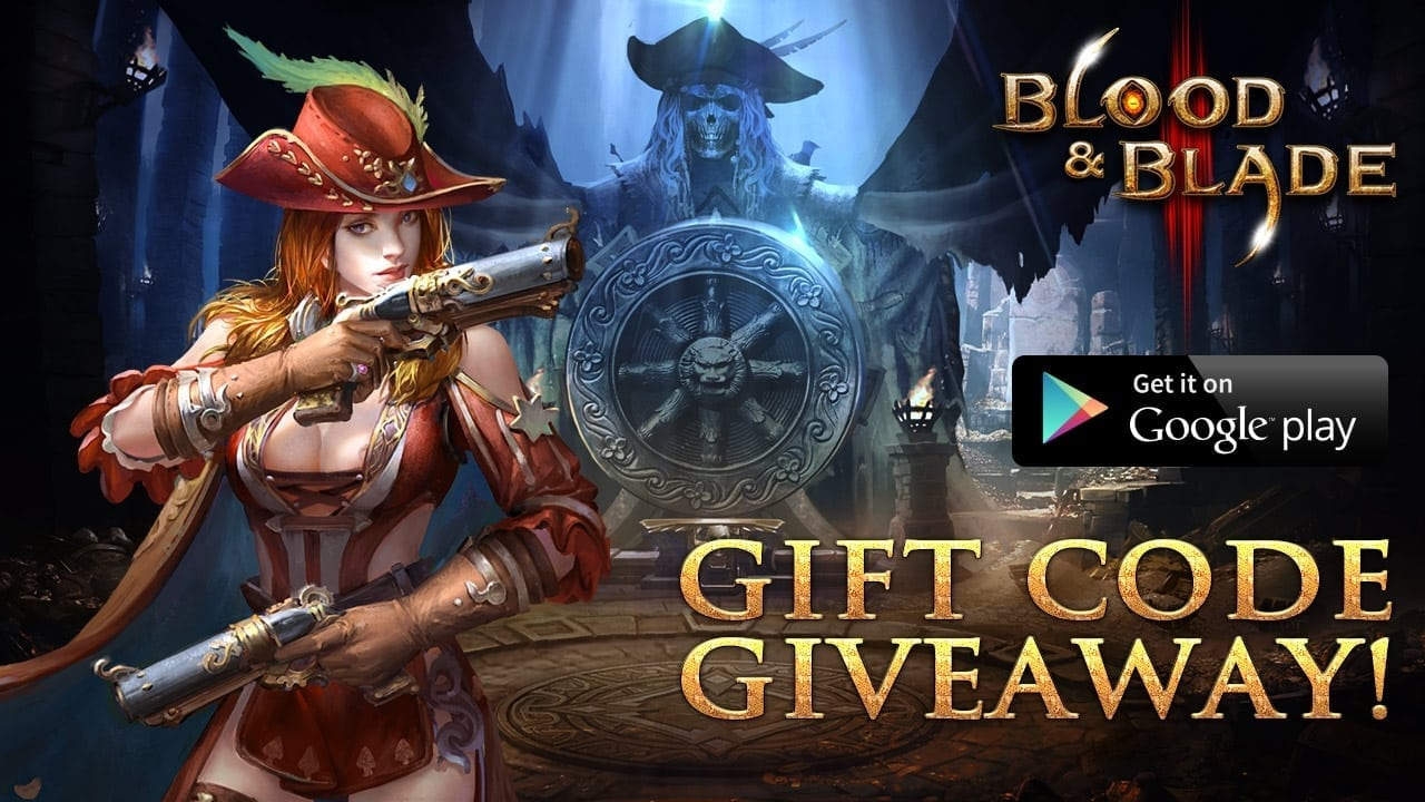 Blood & Blade giveaway