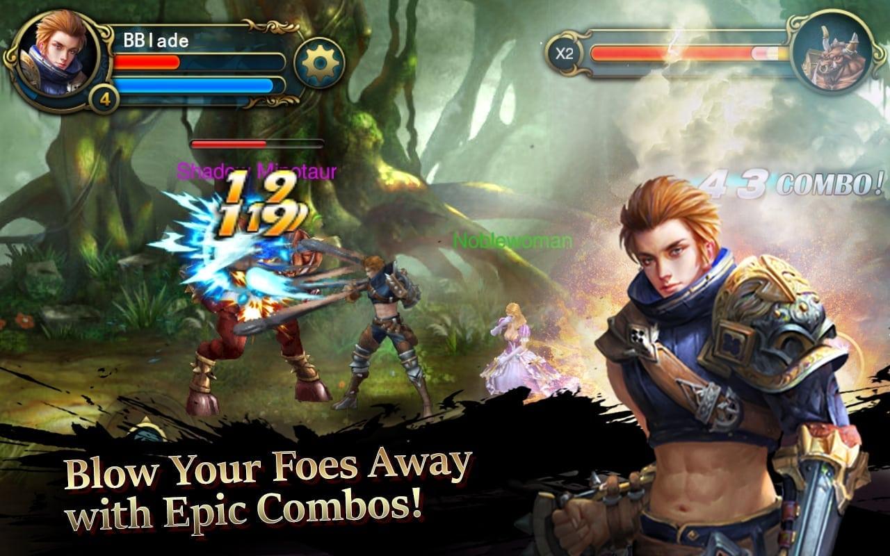 Blood & Blade image 4