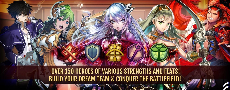 Chain Chronicle heroes