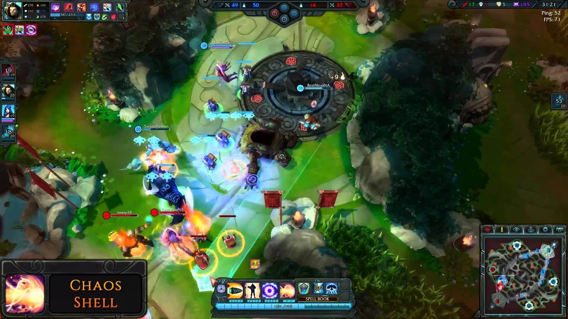 Dawngate screenshot