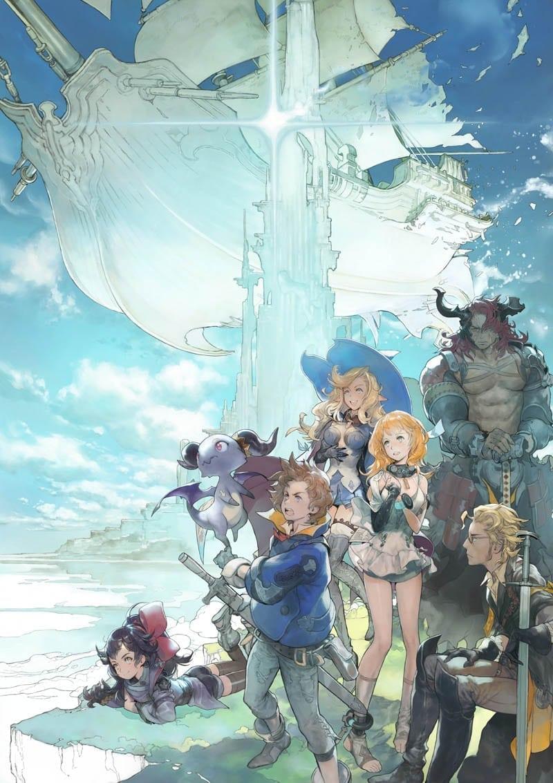 Final Fantasy Legends Time, Crystals poster