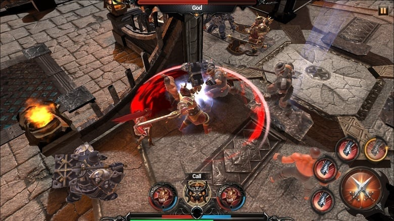 unreal engine 4 mobile games