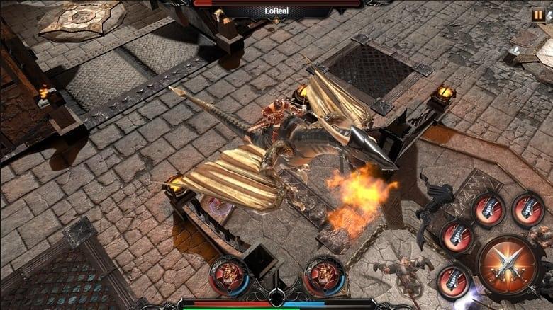 Heroes Genesis screenshot 3