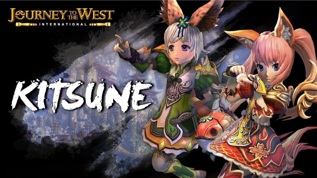 Journey to the West International - Kitsune class