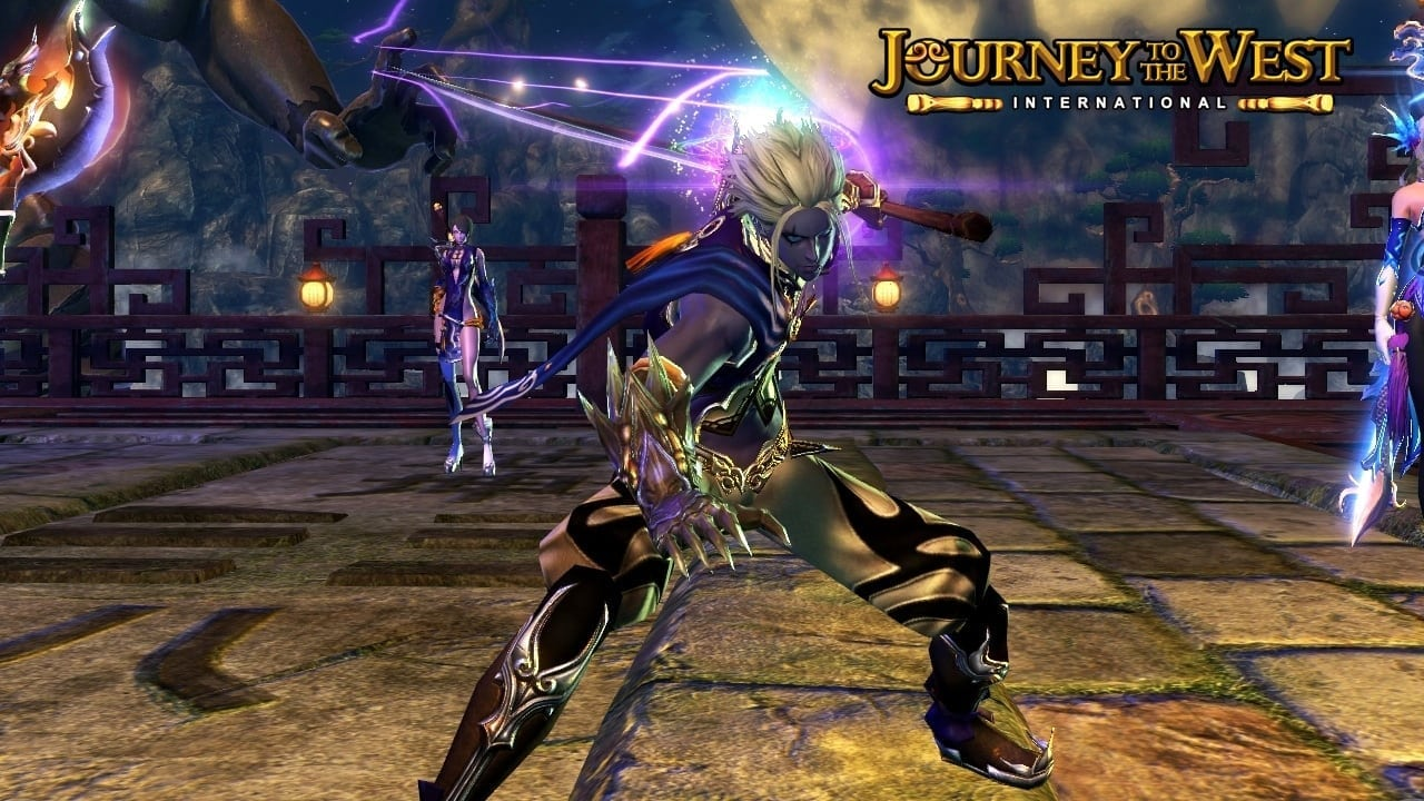 Journey to the West International screenshot
