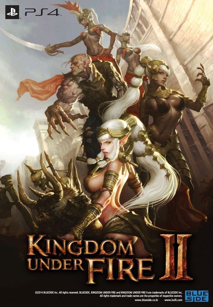 Kingdom Under Fire II PlayStation 4