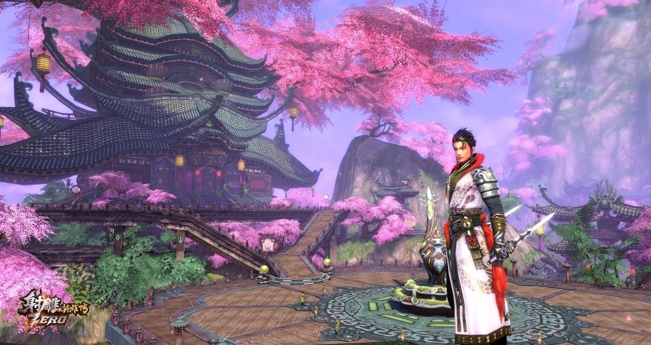 Legend of the Condor Heroes Zero screenshot