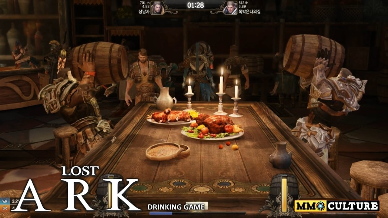 Lost Ark - Drinking game