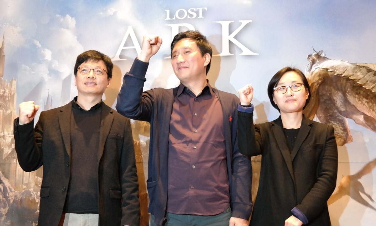 Lost Ark development team