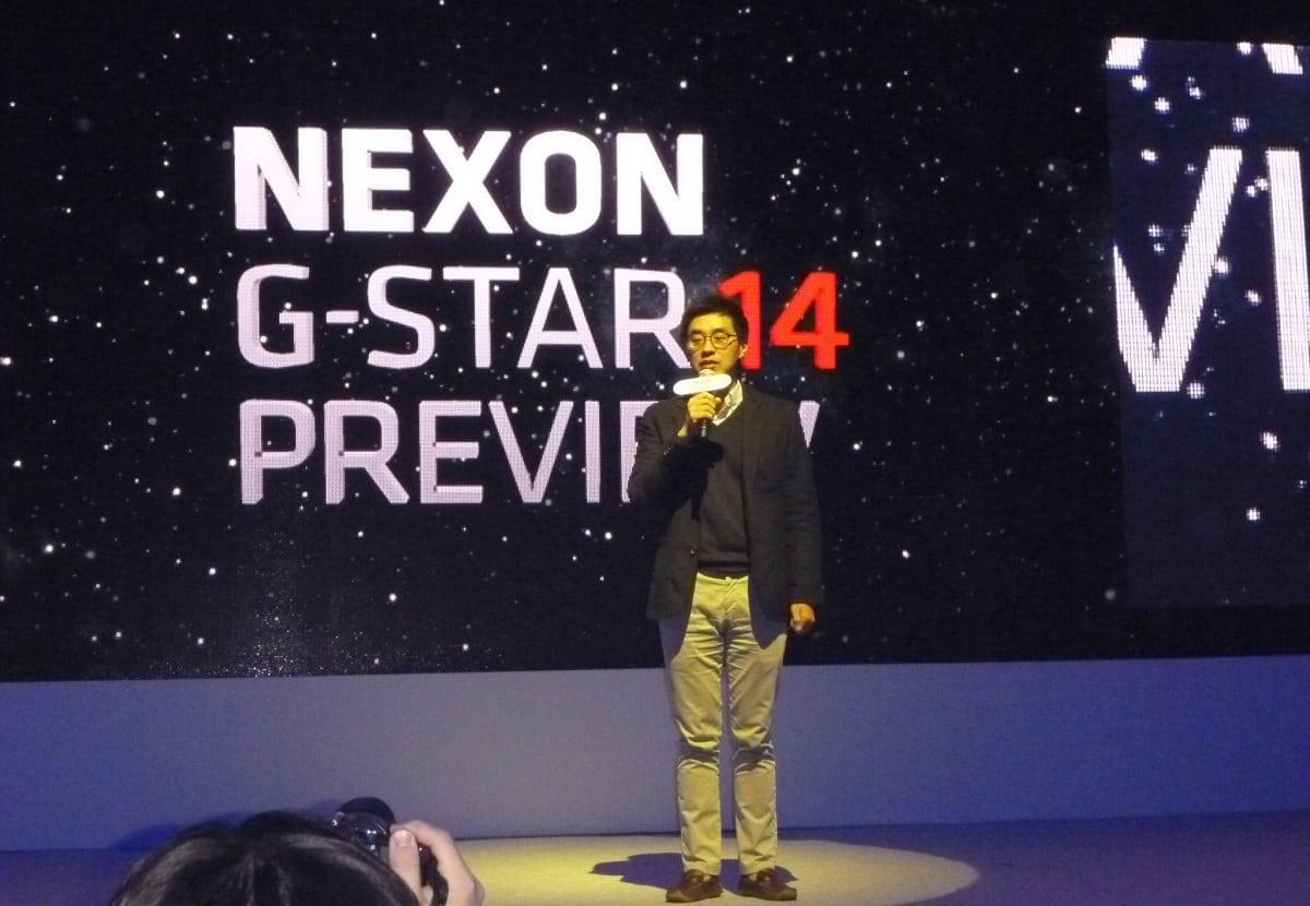 Nexon G-Star 2014 preview show photo 1