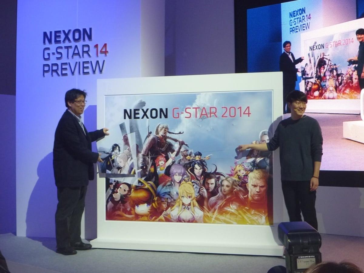 Nexon G-Star 2014 preview show photo 3