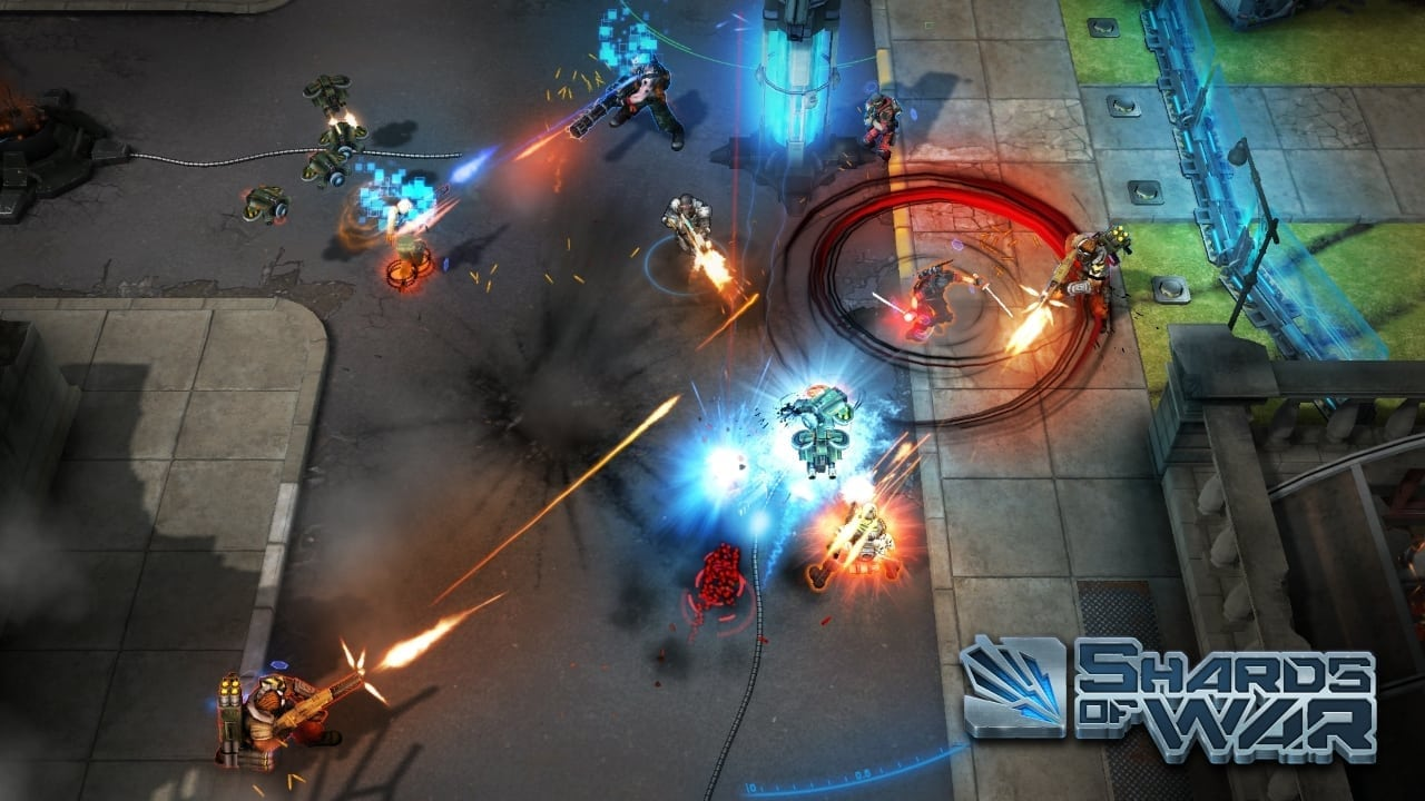 Shards of War screenshot 1