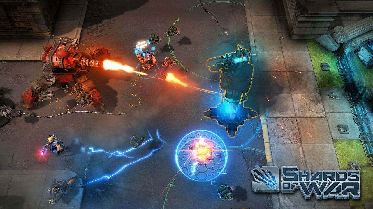Shards of War screenshot 2