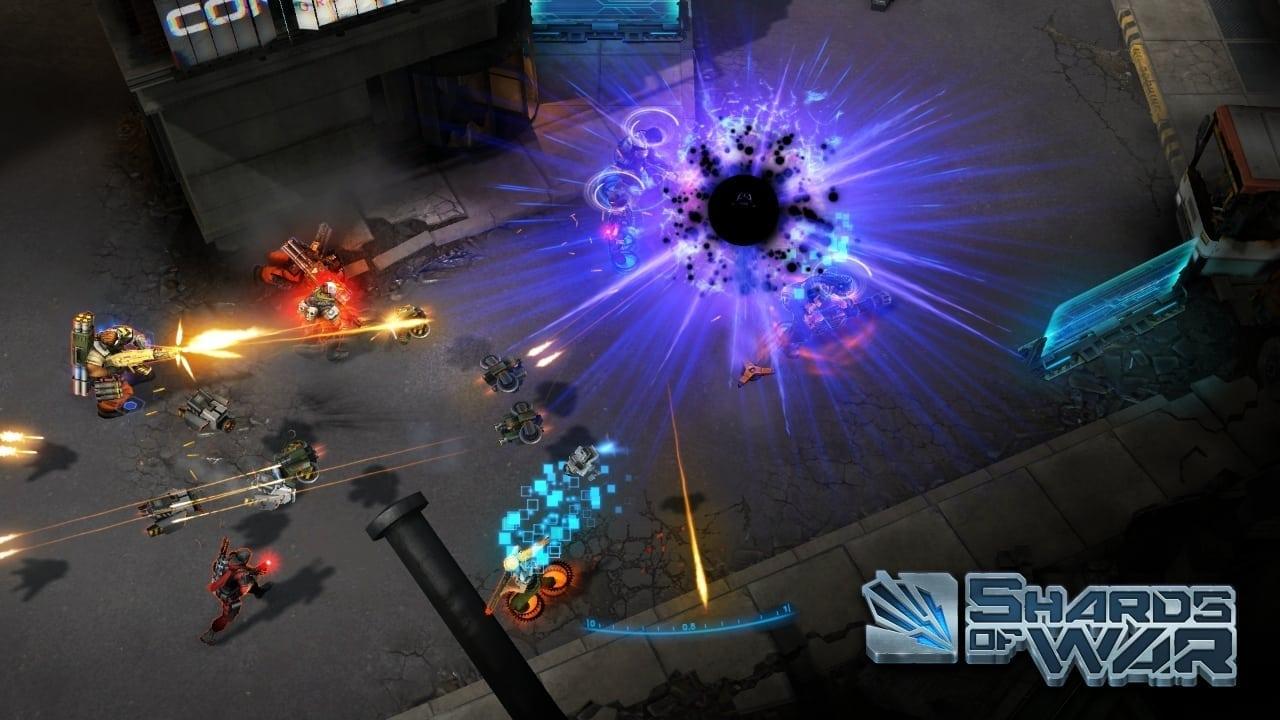 Shards of War screenshot 3