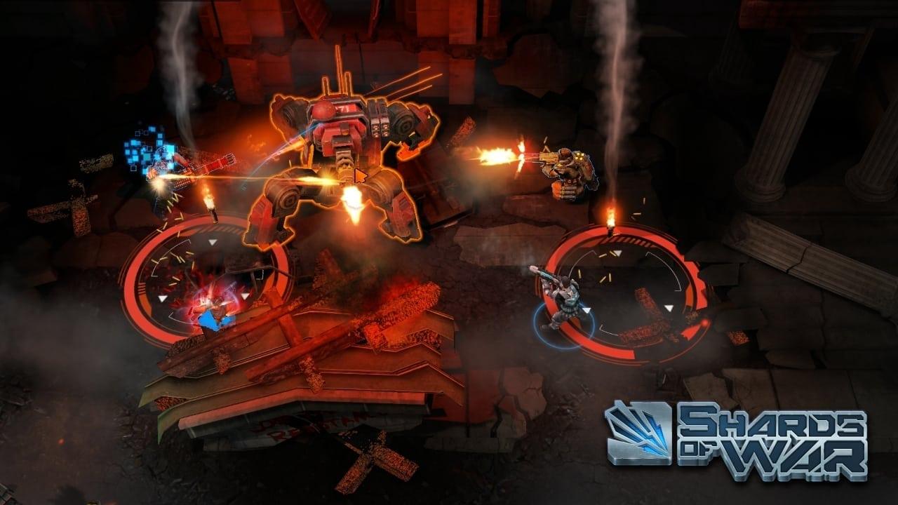 Shards of War screenshot 4