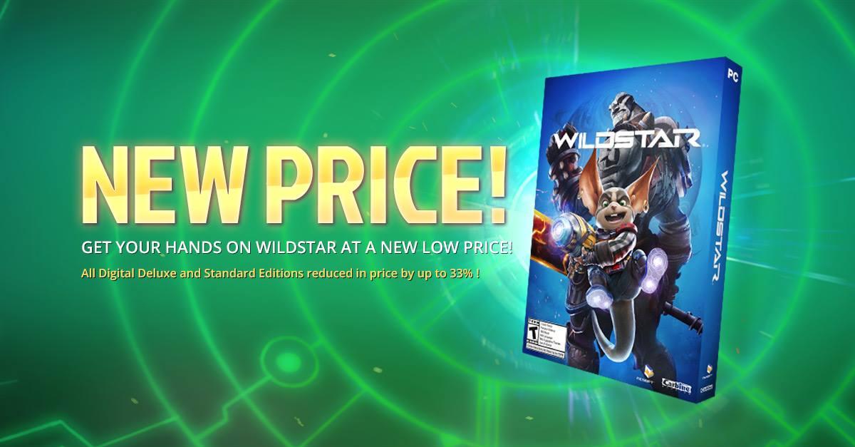 WildStar new permanent price