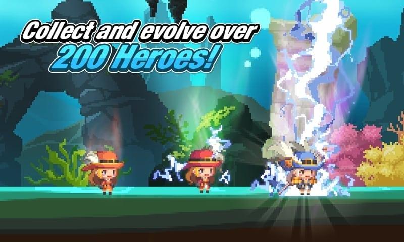 Crusaders Quest screenshot 3