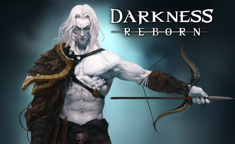 Darkness Reborn Daemon Hunter artwork