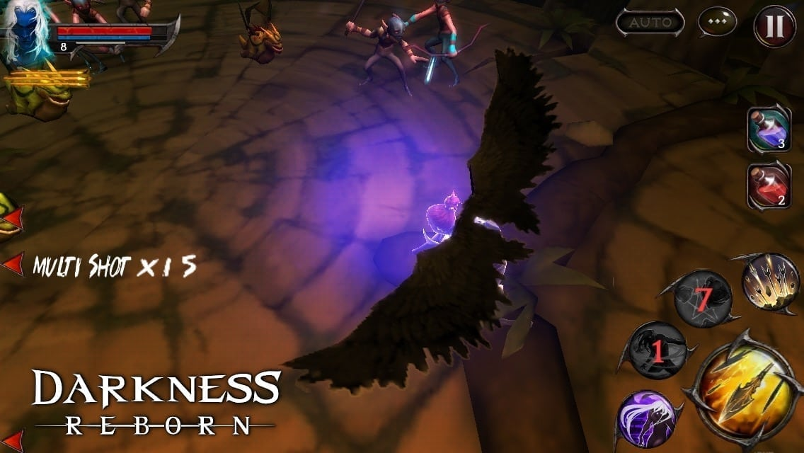 Darkness Reborn - Daemon Hunter screenshot 2