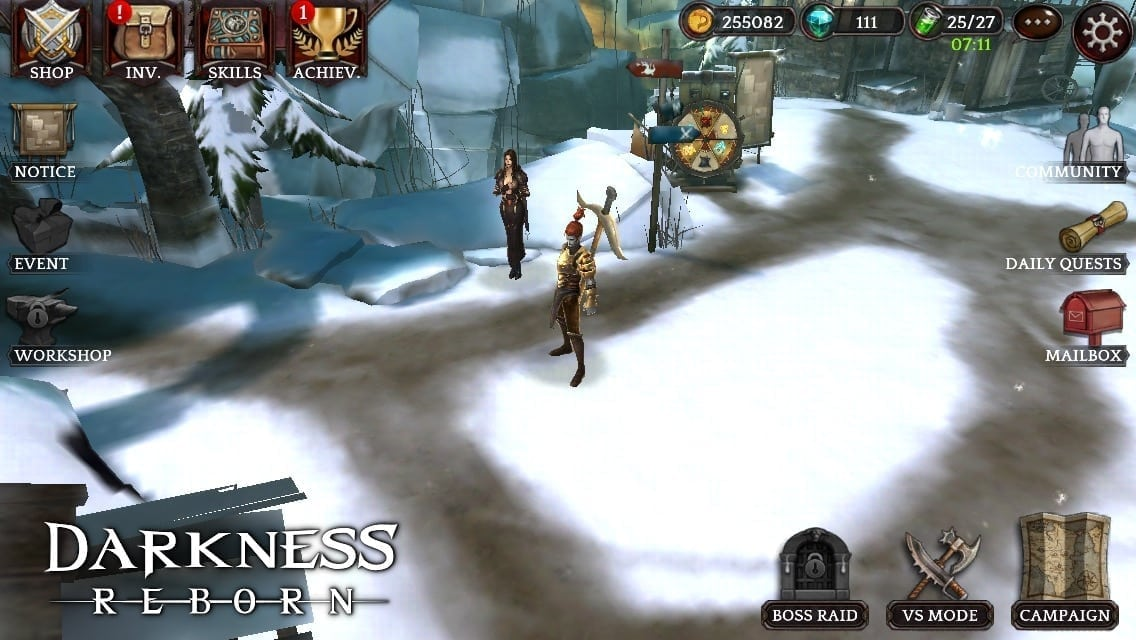 Darkness Reborn - Daemon Hunter screenshot 3
