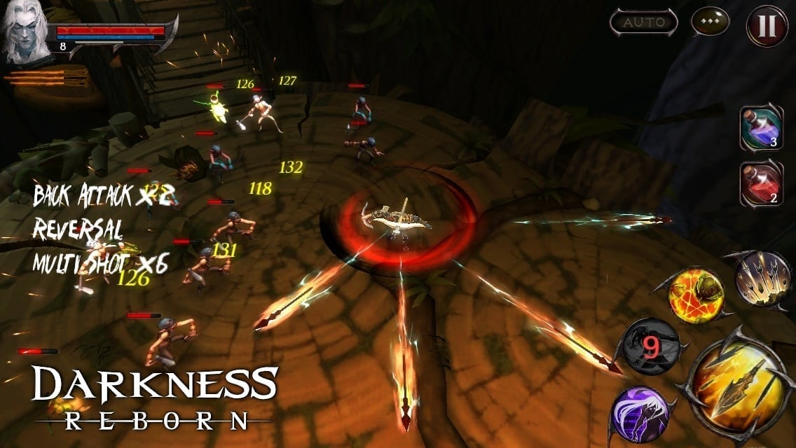 Darkness Reborn - Daemon Hunter screenshot 4