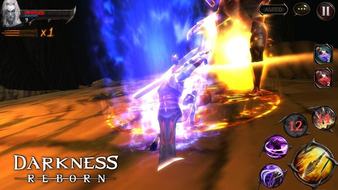 Darkness Reborn - Daemon Hunter screenshot 5